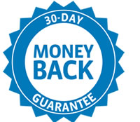 we offer 30 days money back