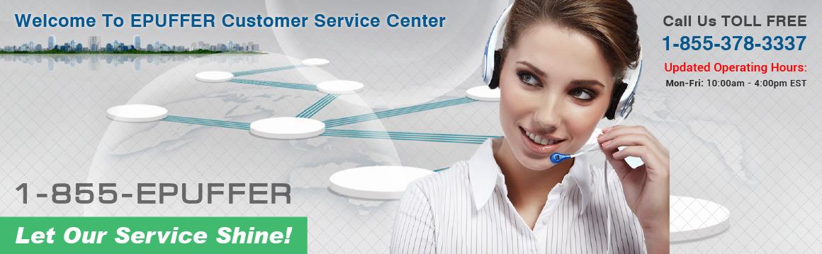 ePuffer Customer Service - Contact Us