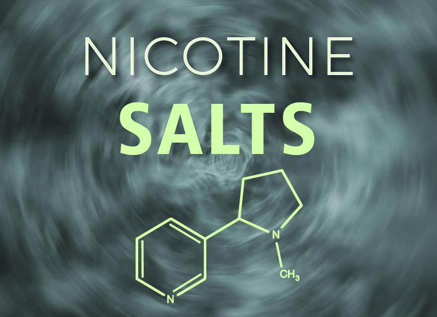nicsalts eliquid formula