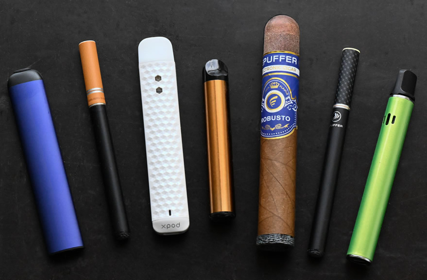 disposable and rechargeable ecigs vapes