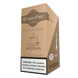 disposable electronic cigarette by epuffer