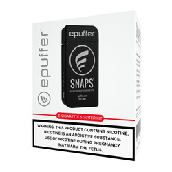 ecigarette snaps epuffer kit