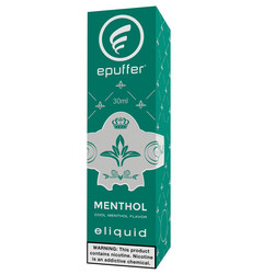 menthol mint eliquid vape ejuice