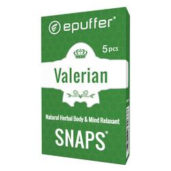 SNAPS Ecigarette Valerian relaxant cartridges
