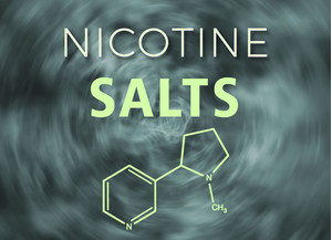 nicsalts eliquid formula