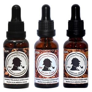 naturally extracted tobacco eliquid