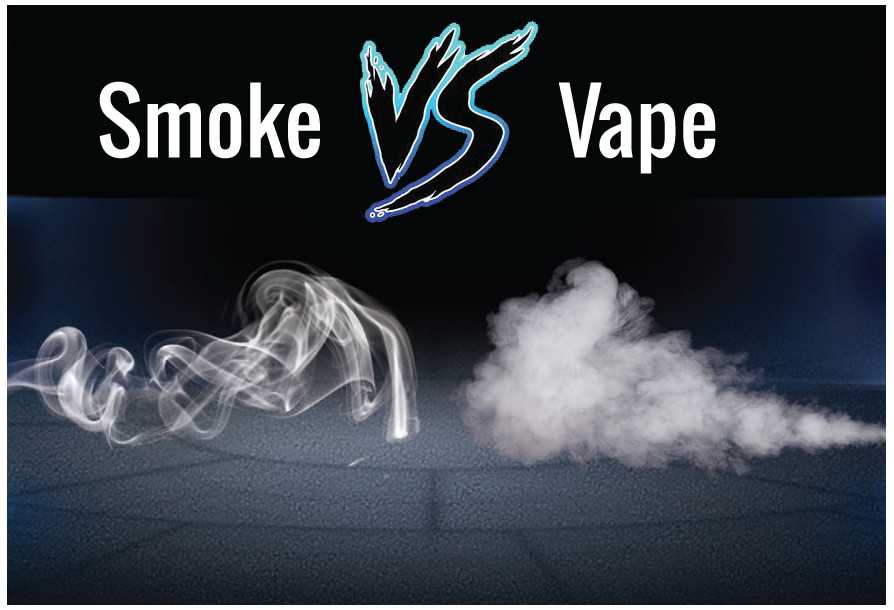 smoke vs vape
