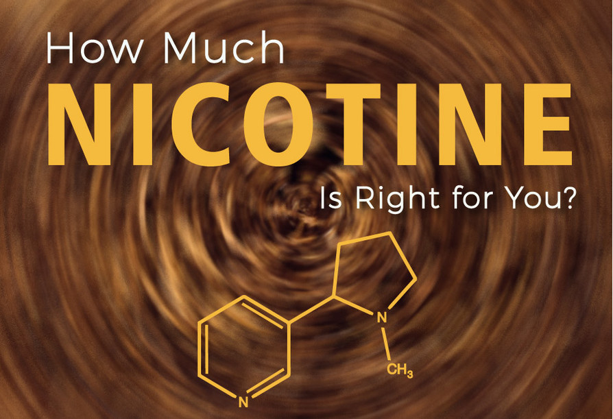 How Much Nicotine Is Right for You?